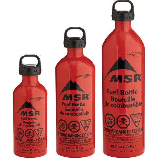 Bouteilles de combustible MSR®