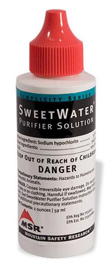 Solution d'épuration SweetWater®