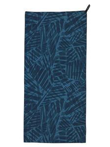 PackTowl Personal | Body | Blue Botanic Print